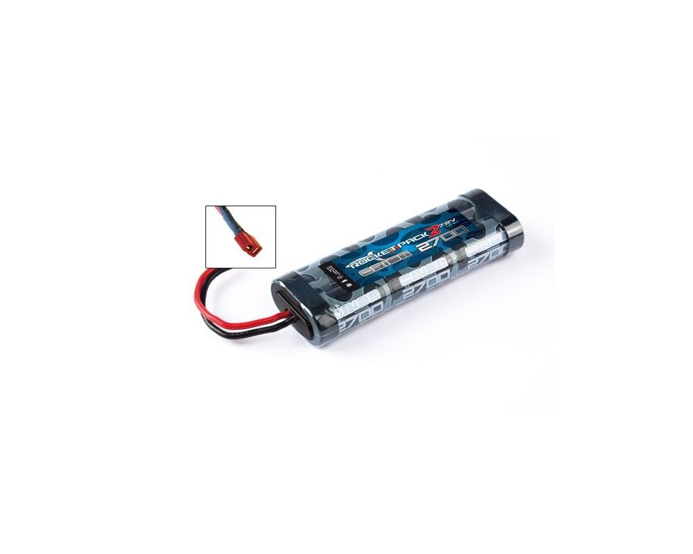 ROCKET2 PACK NIMH 2700 TEAM ORION (7.2V) - CONECTOR DEANS