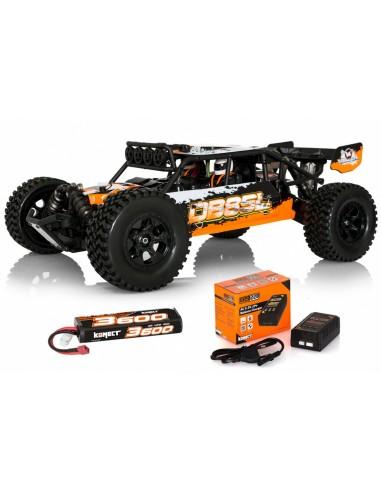 Hobbytech1/8 Desert Buggy Naranja...