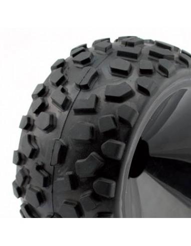 Neumáticos Truggy ST10 1/10 completos