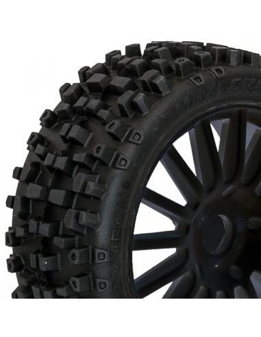 Neumáticos MAXI CROSS pegados en...