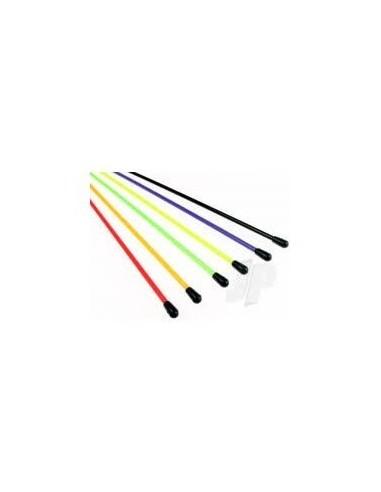 Antenas varios colores (6 unidades)
