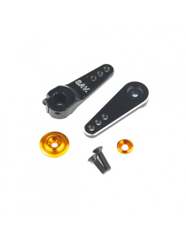 Horn 1/8-1/5 Aluminio (modular) Savöx