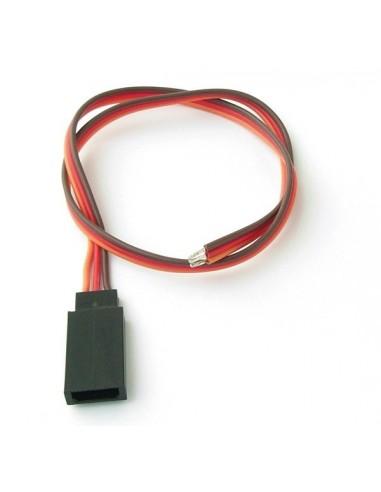 Cable servo  universal/JR hembra...