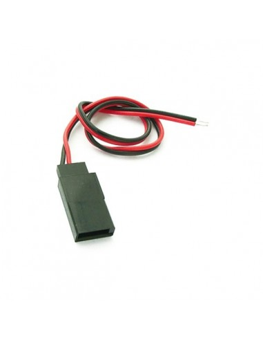 Cable batería Futaba hembra longitud...