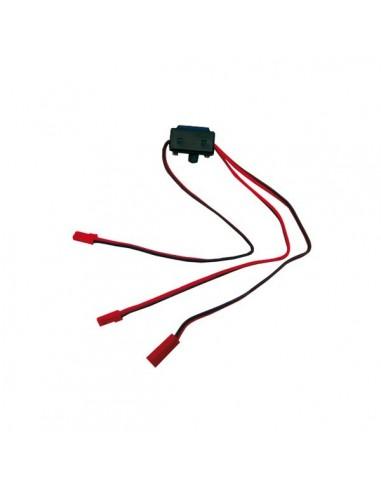 Interruptor 3 conectores BEC