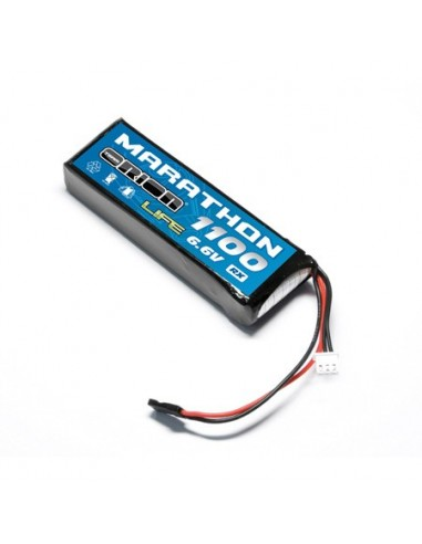 Batería Marathon LiFe RX 6.6V/1100mAh...