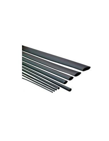 Funda termoretractil negra 1.5/3/5 mm.