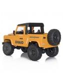 Funtek RAID ADVENTURE amarillo pickup