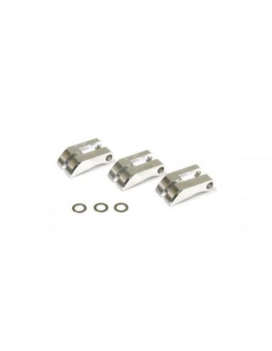 Mazas aluminio 3 patas HD