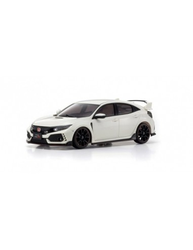 Mini-Z AWD Honda Civic Type-R Blanca...