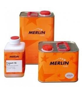 Gasolina rc Merlin Expert 25% Nitrometano