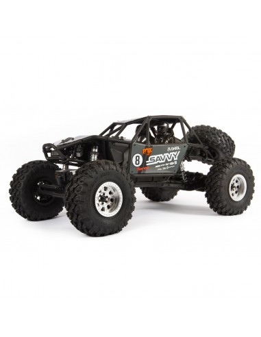 AXIAL RR10 Bomber 2.0 1/10 4WD RTR -...
