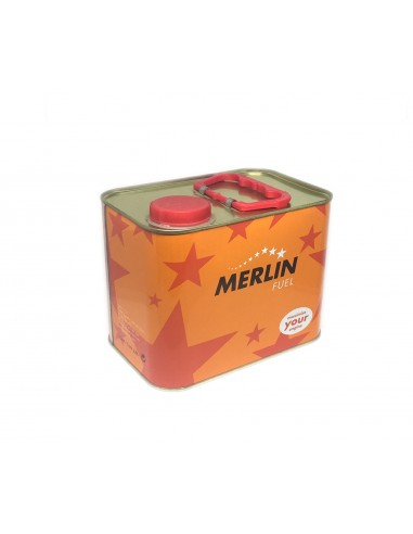 Gasolina Rc Merlin 4T – 10% Nitrometano