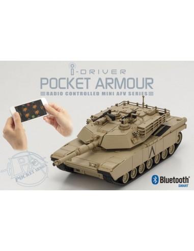 Kyosho Pocket Armour - M1 Abrams -...