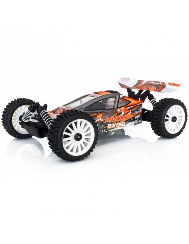 1/8 RTR BX8 4x4 Runner naranja tipo...