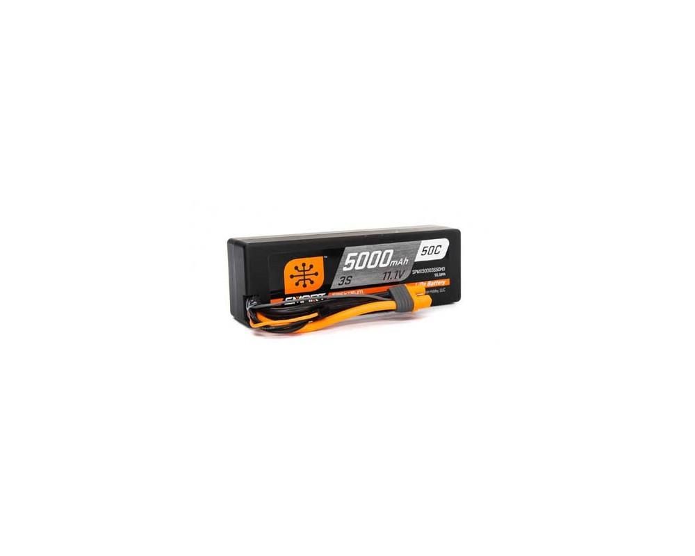 Batería 5000mAh 3S 11.1V 50C Smart LiPo Hardcase IC3