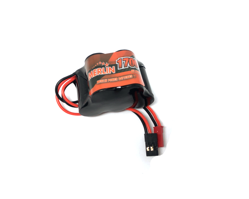 Batería receptor RX 1.700 mAh