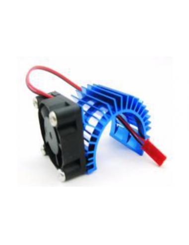Refrigerador forzado motor 540 azul