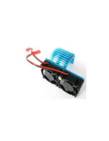 Refrigerador forzado doble motor 540...