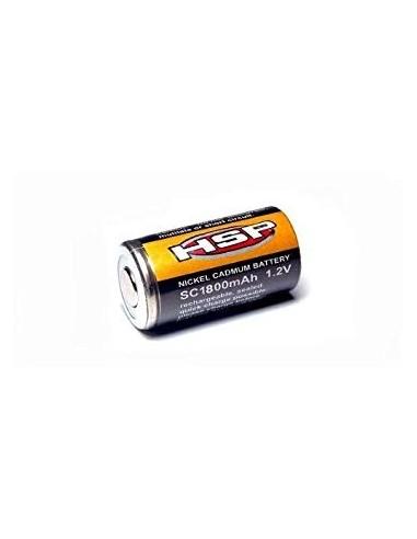 Batería NiMh 1800 mAh para chispo