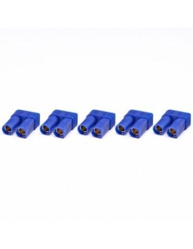 EC5 conector hembra-5 unidades