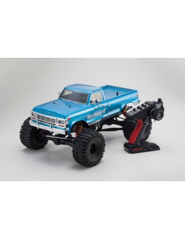 MAD CRUSHER VE 1:8 4WD READYSET EP...