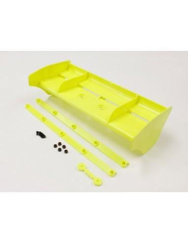 Alerón 1/8 nailon MP9 TKI4 amarillo