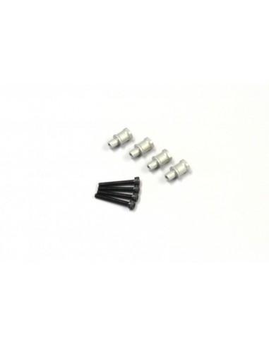 Casquillos soporte amortiguadores (4)...