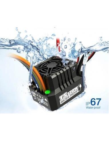 Variador ESC 1/10 120mAh Waterproof...