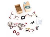 Sistema de sonido motor realístico