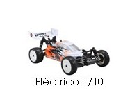 Coches rc escala 1/10 electricos